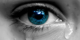 Looking At Tears Under A Microscope Reveals Something Amazing
